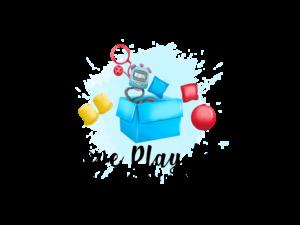 I Move Play learn logo rec